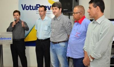 Marão considera Votuprev como maior conquista para servidores