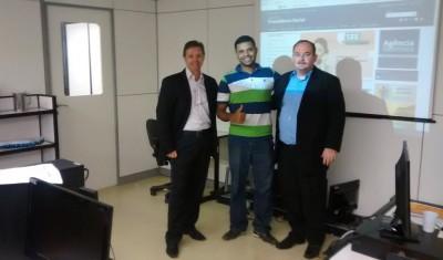 Representantes do Votuprev vão a Brasília